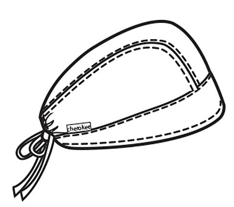 OP-Haube unifarben - Royalblau