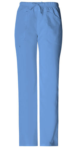 Two-Tone C-Stretch Damenhose