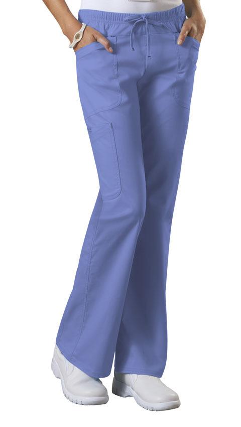 Two-Tone C-Stretch Damenhose