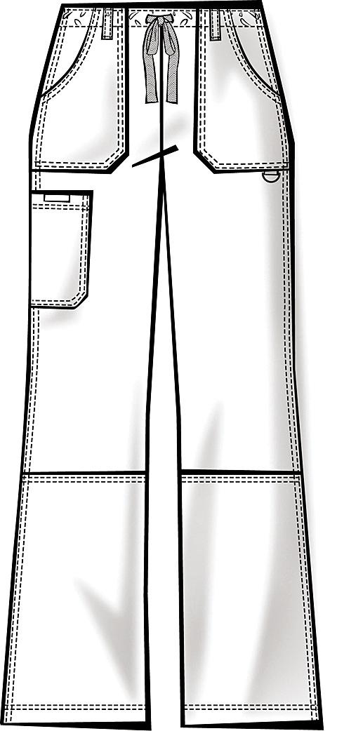 Damen Cargo Praxishose