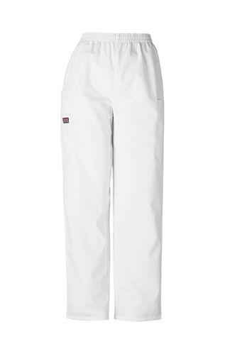 Damen Hose mit Gummizug lang