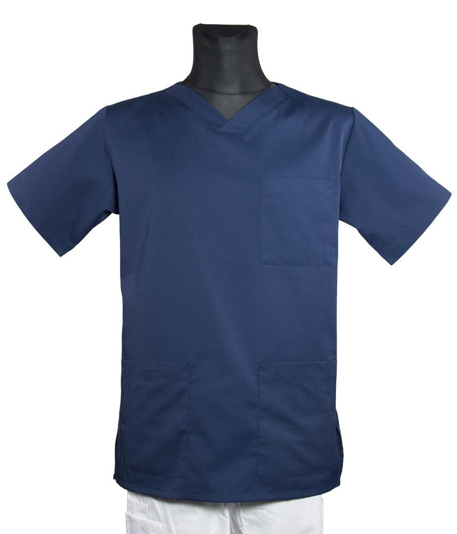 MedizinStyle 95°C Kasack Basic für Herren / Unisex *Restposten*