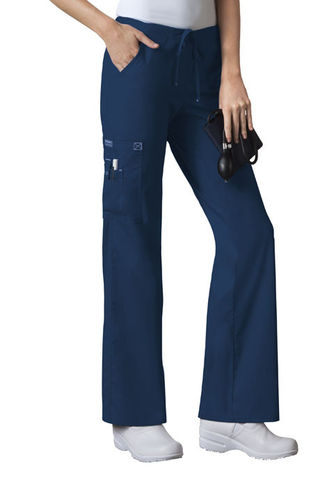 Core Stretch Damenhose gerades Bein Navy