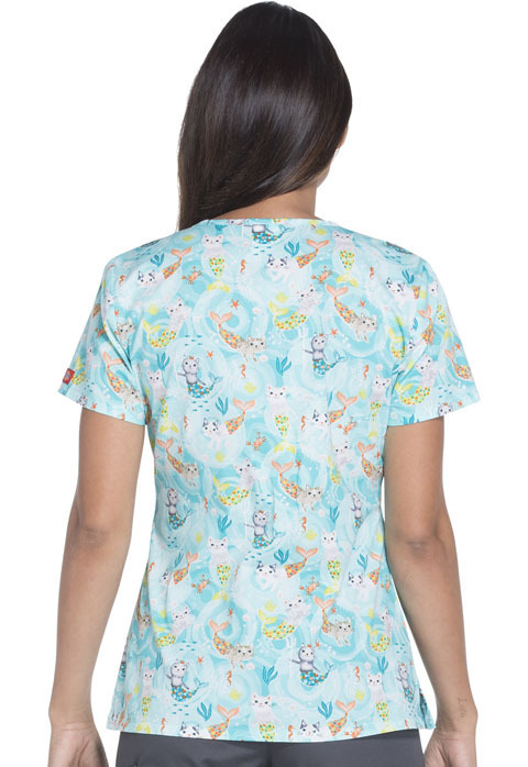 Dickies Damenkasack - Kuschelige Meerjungfrauen *Saisonartikel*