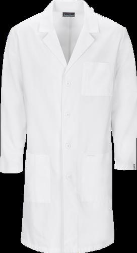 Cherokee Unisex Laborkittel lang - antimikrobiell und wasserabweisend