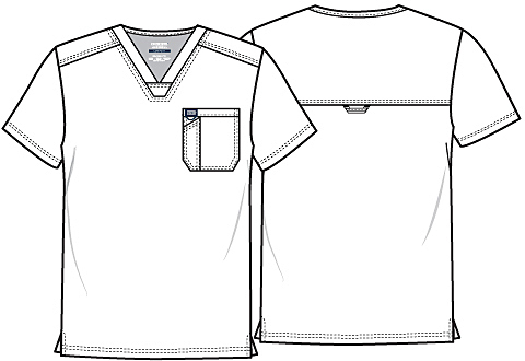 Cherokee Uniforms WW Revolution Herrenkasack
