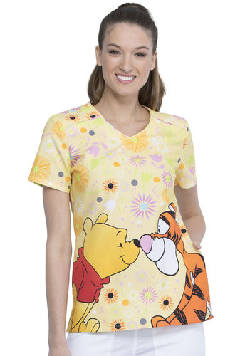 "Tooniforms Damenkasack ""Winnie & Tigger"" *Saisonartikel**Limited Edition*"